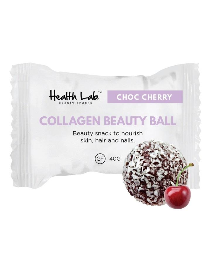 Collagen Beauty Ball - Choc Cherry 40g image 2