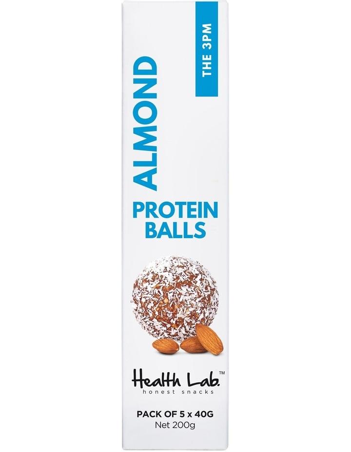 3pm Almond Protein Balls 200g 5pk image 1