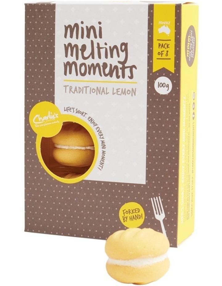Mini Melting Moment Traditional Lemon 100g image 1