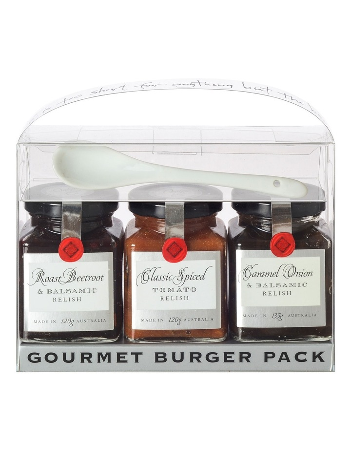 Gourmet Burger Pack 375g image 1