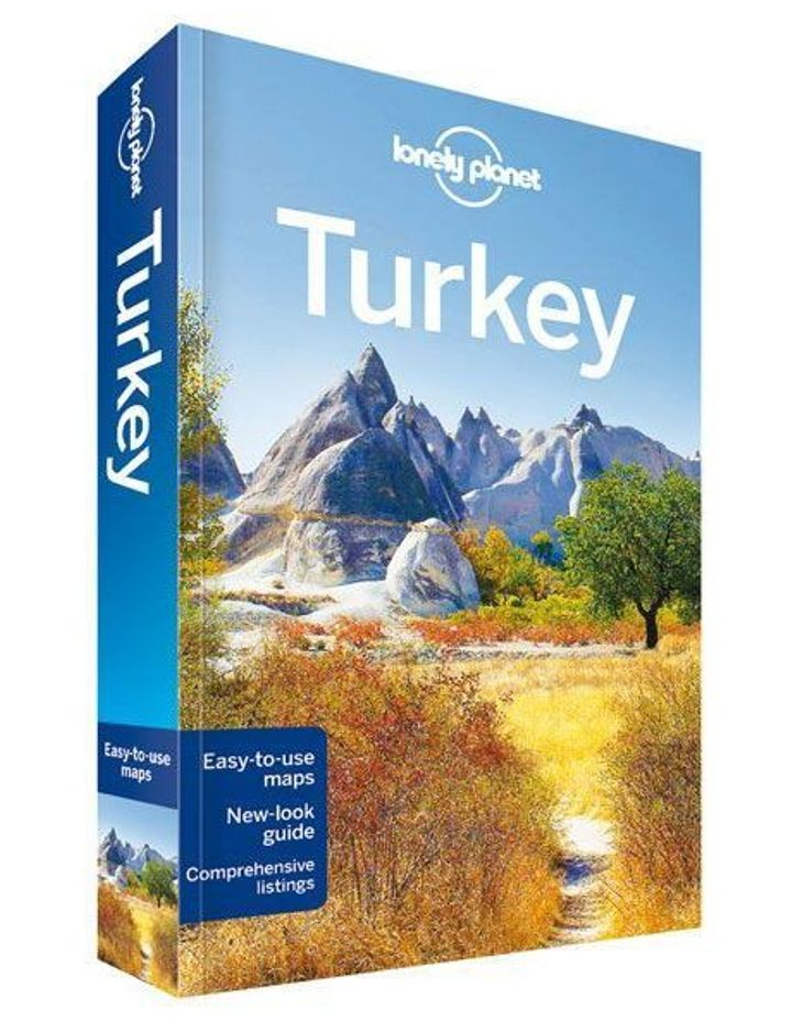 Lonely Planet Turkey (14th Edition)