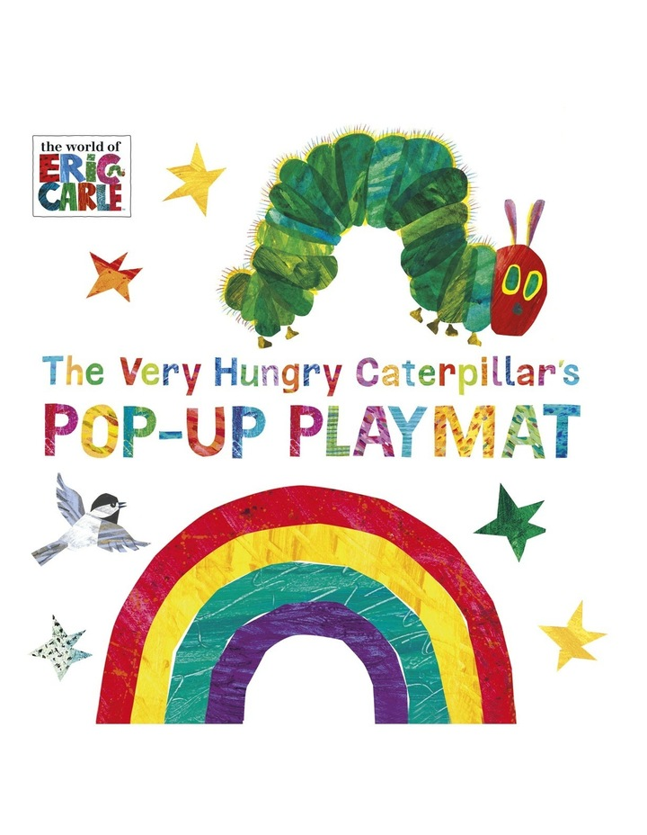 20900def9c4 The Very Hungry Caterpillar s Pop-Up Playmat Book image 1