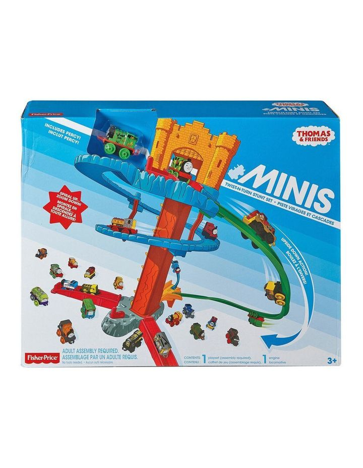 Thomas and Friends Mini Twist N Turn Playset image 2