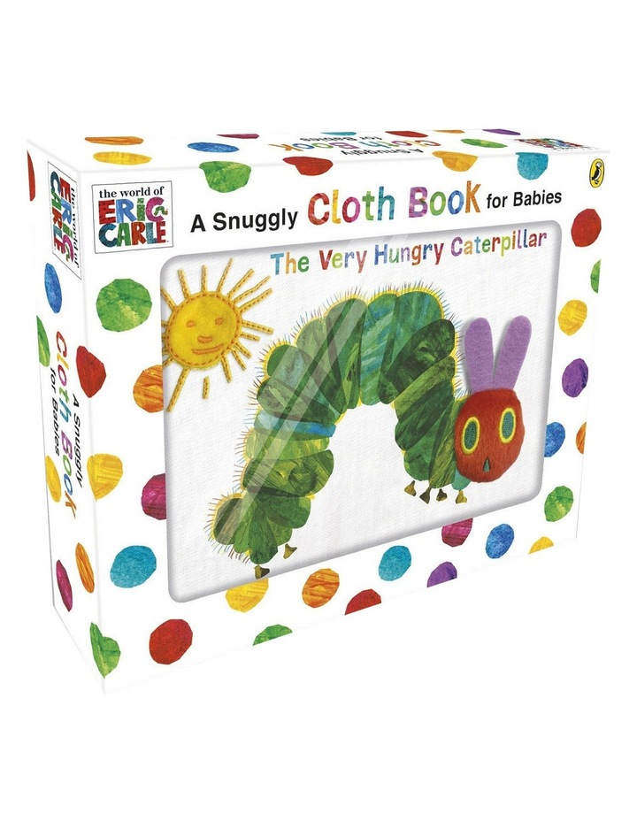 The world of Eric Carle: The Very Hungry Caterpillar Cloth Book image 1