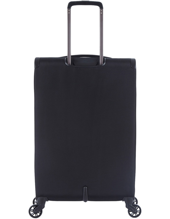 Oxygen Softside  Spinner Case Medium Black:70cm  2.2kg 4081124016 image 3