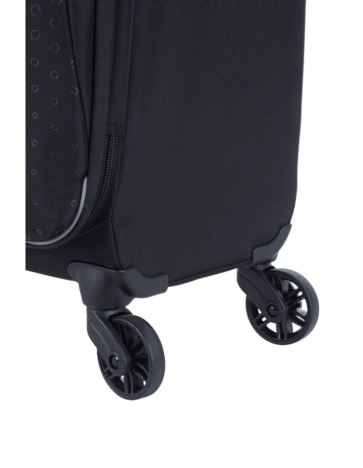 Oxygen Softside  Spinner Case Medium Black:70cm  2.2kg 4081124016 image 7