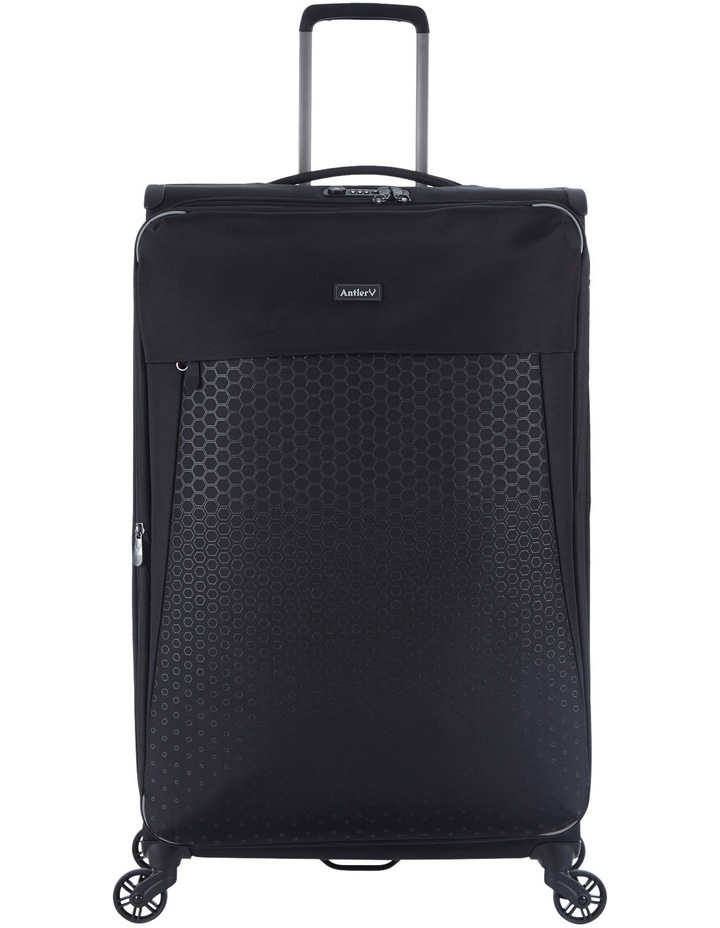 Oxygen Softside  Spinner Case Large  Black:81cm  2.5kg 4081124015 image 1