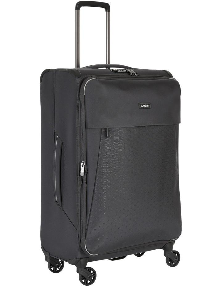 Oxygen Softside  Spinner Case Medium Grey: 68cm  2.2kg 4081186016 image 2