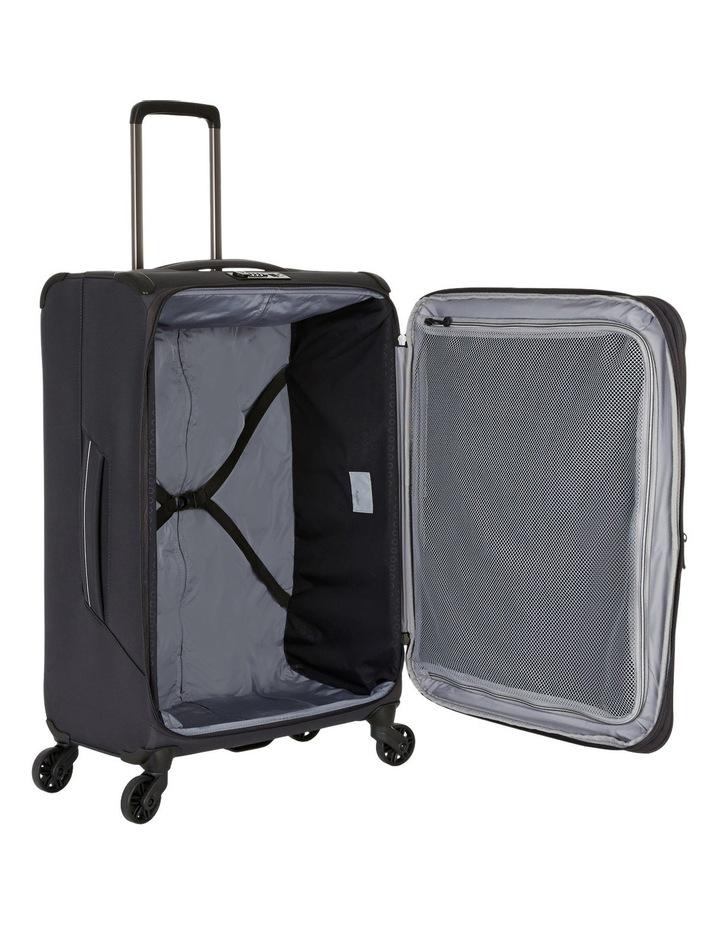 Oxygen Softside  Spinner Case Medium Grey: 68cm  2.2kg 4081186016 image 3