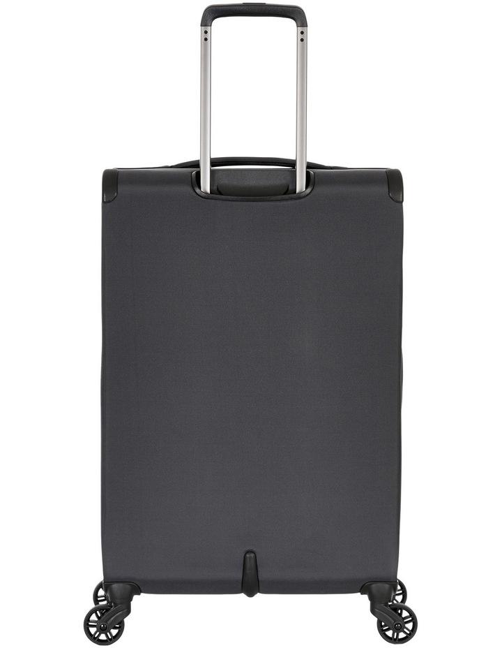 Oxygen Softside  Spinner Case Medium Grey: 68cm  2.2kg 4081186016 image 4