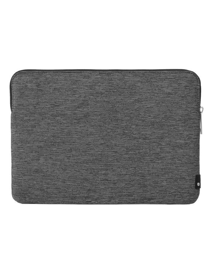 Slim Sleeve for MacBook Air 13-inch - Heather Black image 3