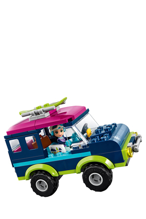 LEGO - Friends Snow Resort Off-Roader 41321