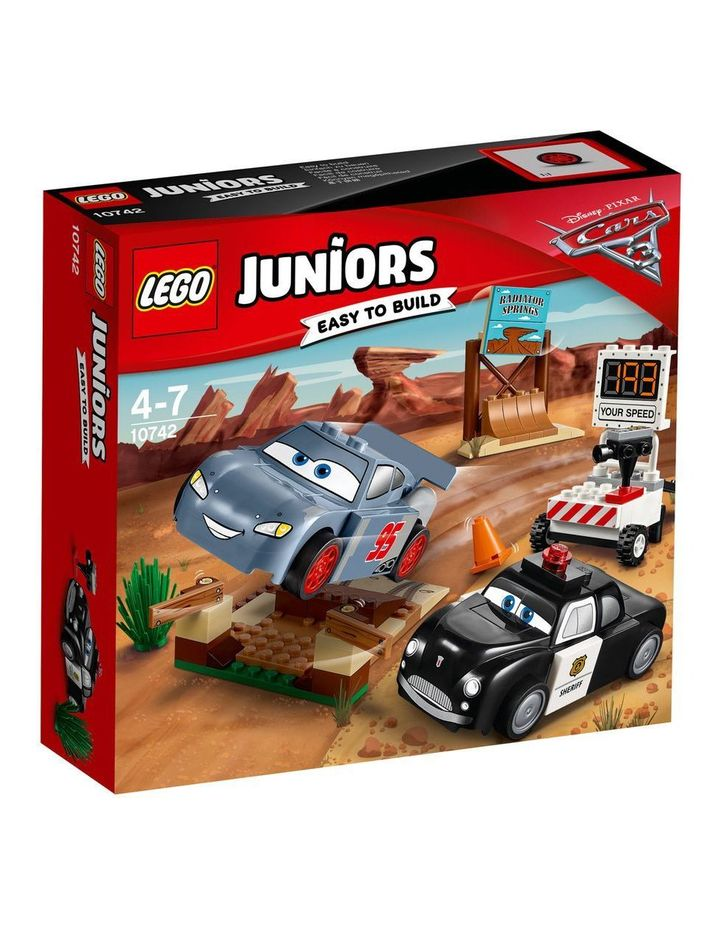 Juniors Cars 3 Willy's Butte Speed Training 10742 image 1