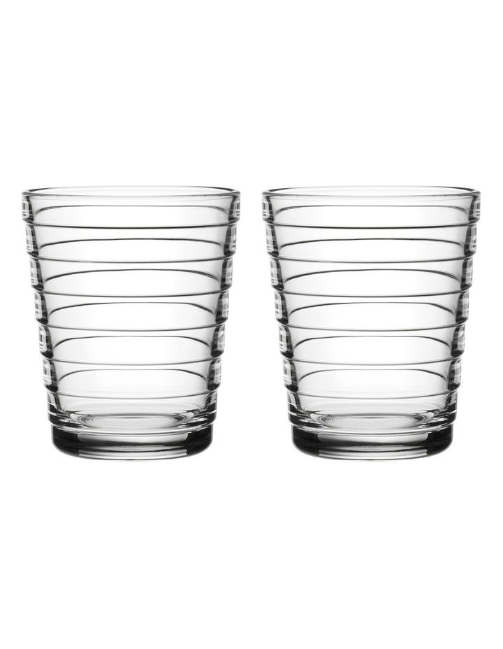 Aino Aalto Tumbler Set Of 2 Clear image 1