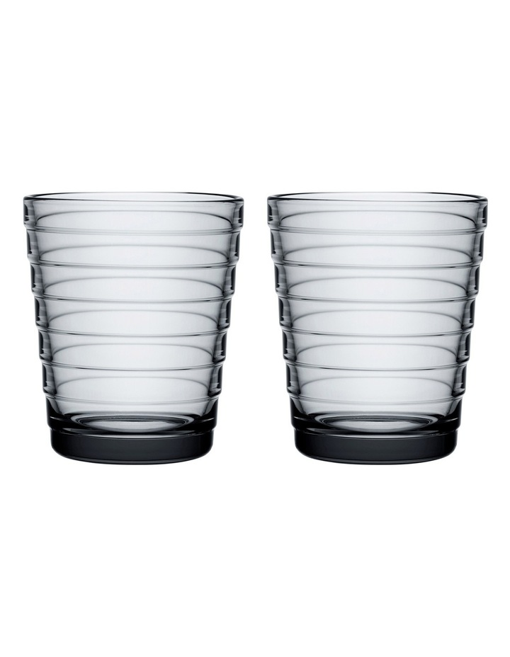 Aino Aalto Tumbler Set Of 2 Grey image 1