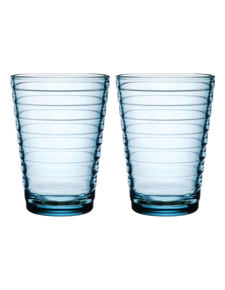 Aino Aalto Highball Set Of 2 Light Blue image 1