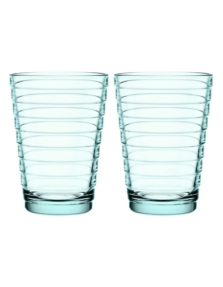 Aino Aalto Highball Set Of 2 Water Green image 1