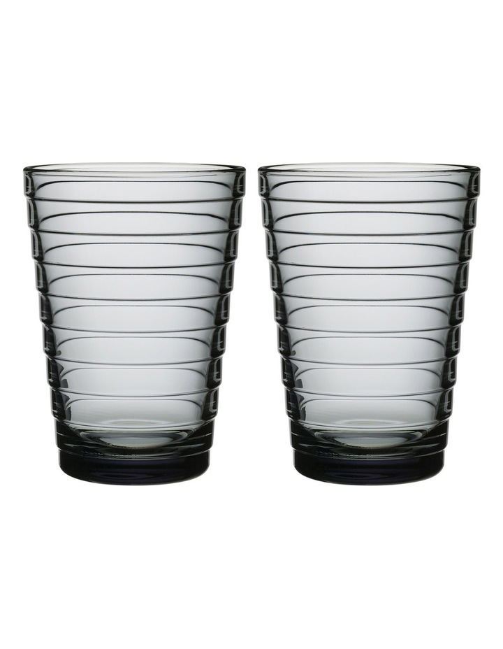 Aino Aalto Highball Set Of 2 Grey image 1
