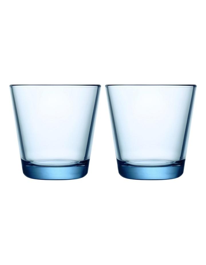 Kartio Tumbler Set Of 2 Light Blue image 1