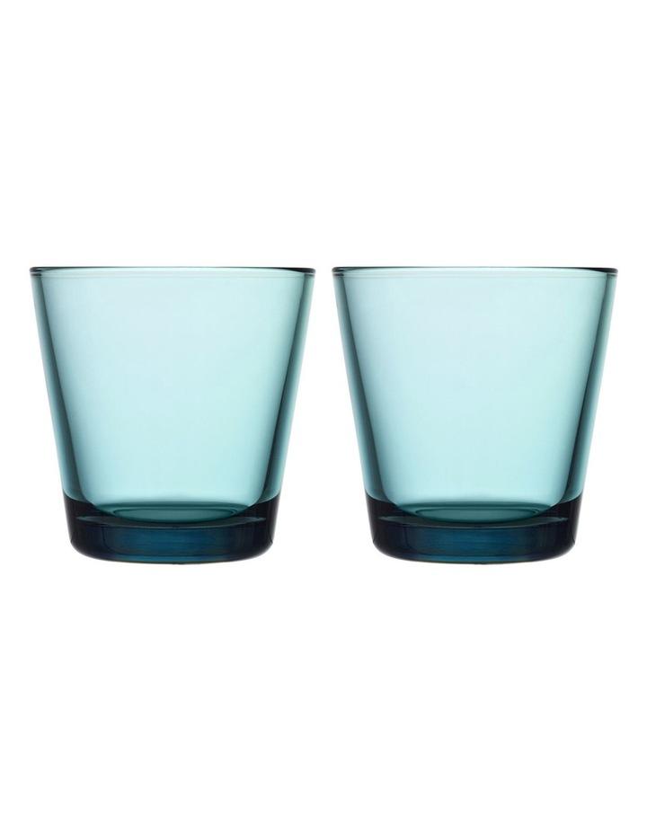 Kartio Tumbler Set Of 2 Sea Blue image 1