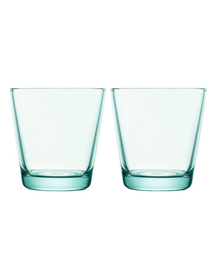 Kartio Tumbler Set Of 2 Water Green image 1
