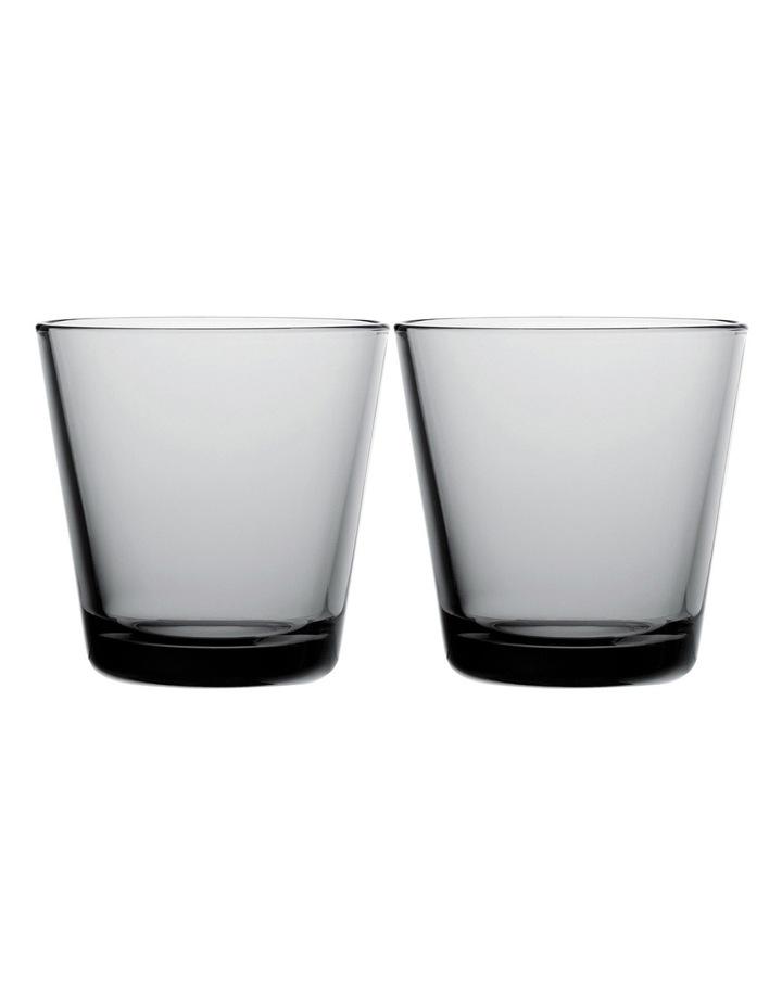 Kartio Tumbler Set Of 2 Grey image 1