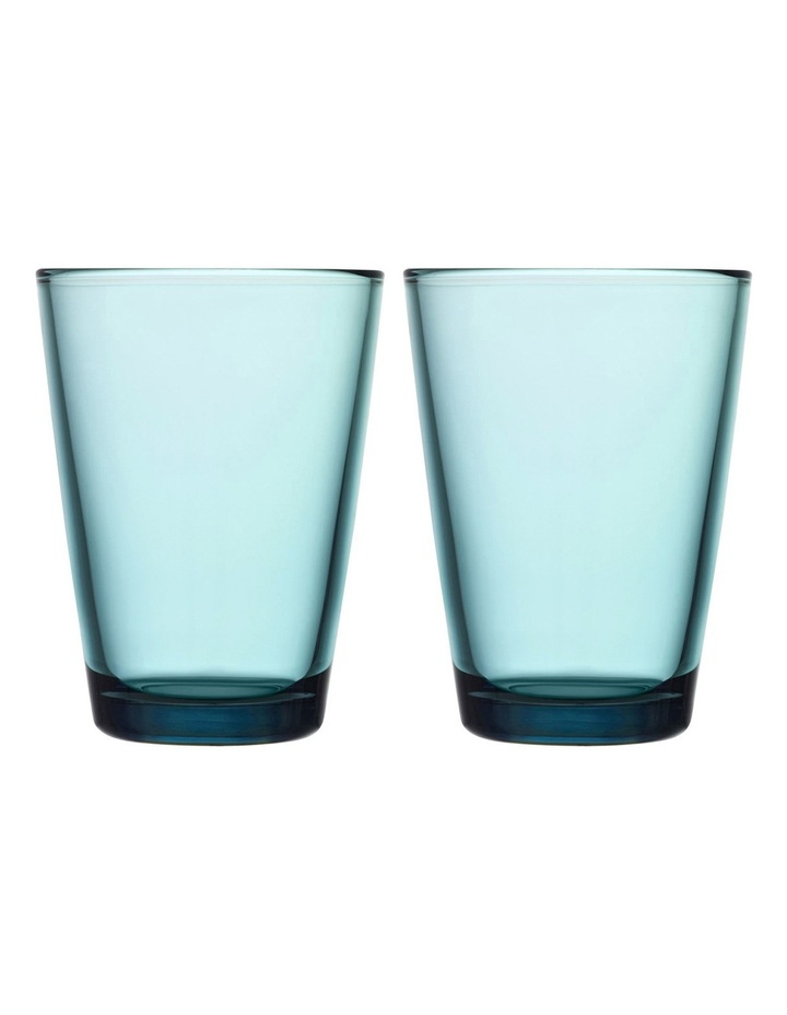 Kartio Highball Set Of 2 Sea Blue image 1