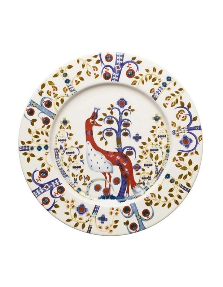 Taika White Plate 22Cm image 1