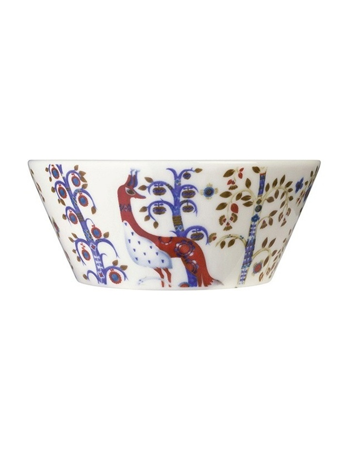 Taika White Bowl 300Ml image 1