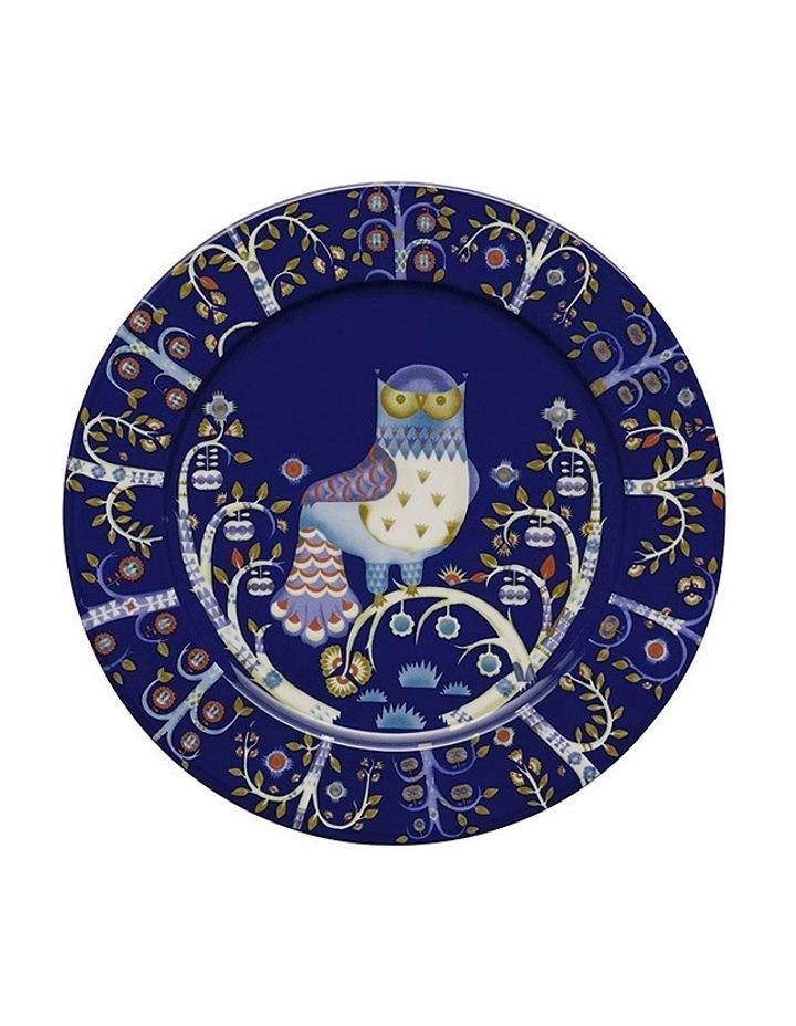 Takia Blue Plate 30Cm image 1