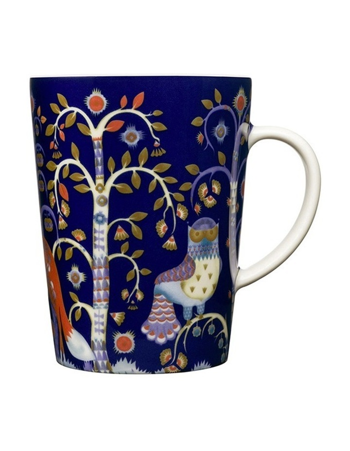 Takia Blue Mug 400Ml image 1
