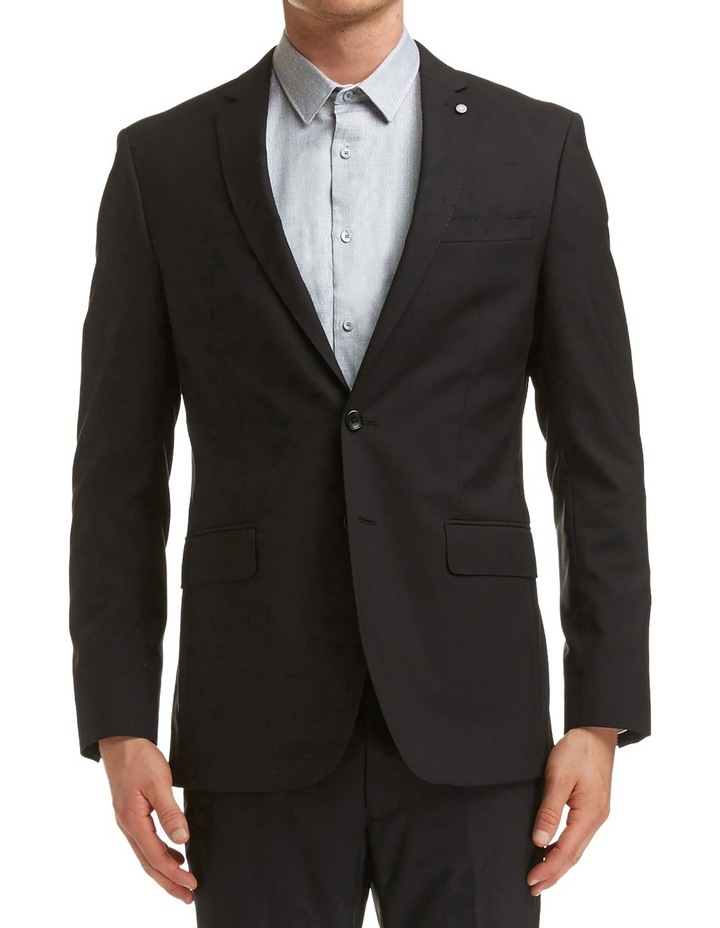 Contemporary Suit Jacket image 1