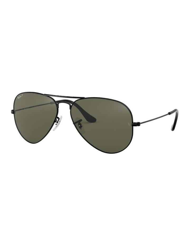 0RB3025 Aviator Large Metal 1062739024 Polarised Sunglasses image 1