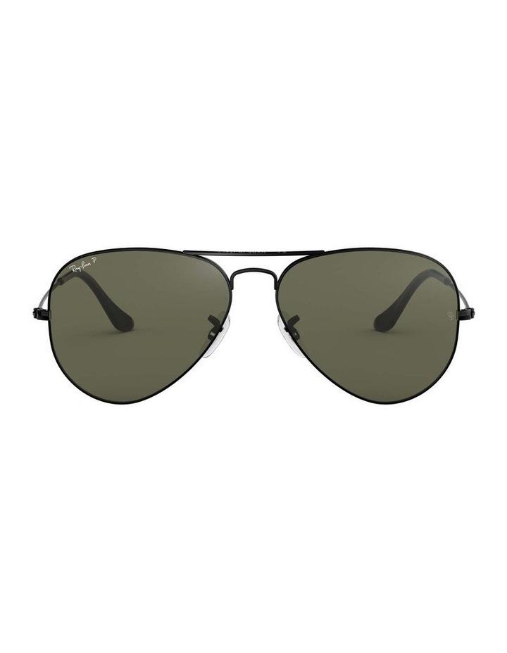 0RB3025 Aviator Large Metal 1062739024 Polarised Sunglasses image 2