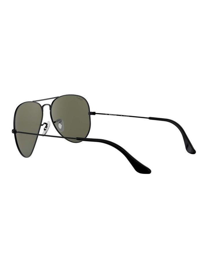 0RB3025 Aviator Large Metal 1062739024 Polarised Sunglasses image 5