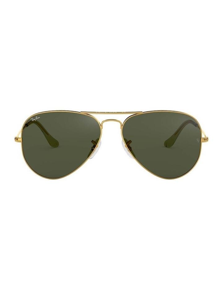 0RB3025 Aviator Large Metal 1062739001 Sunglasses image 2