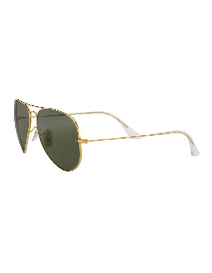 0RB3025 Aviator Large Metal 1062739001 Sunglasses image 3