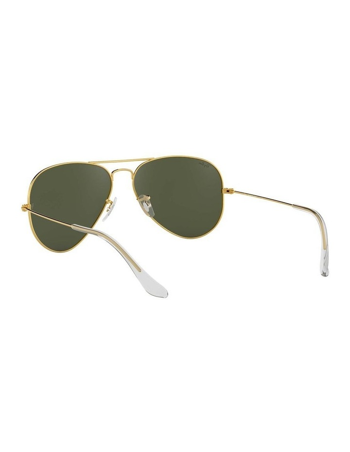 0RB3025 Aviator Large Metal 1062739001 Sunglasses image 6