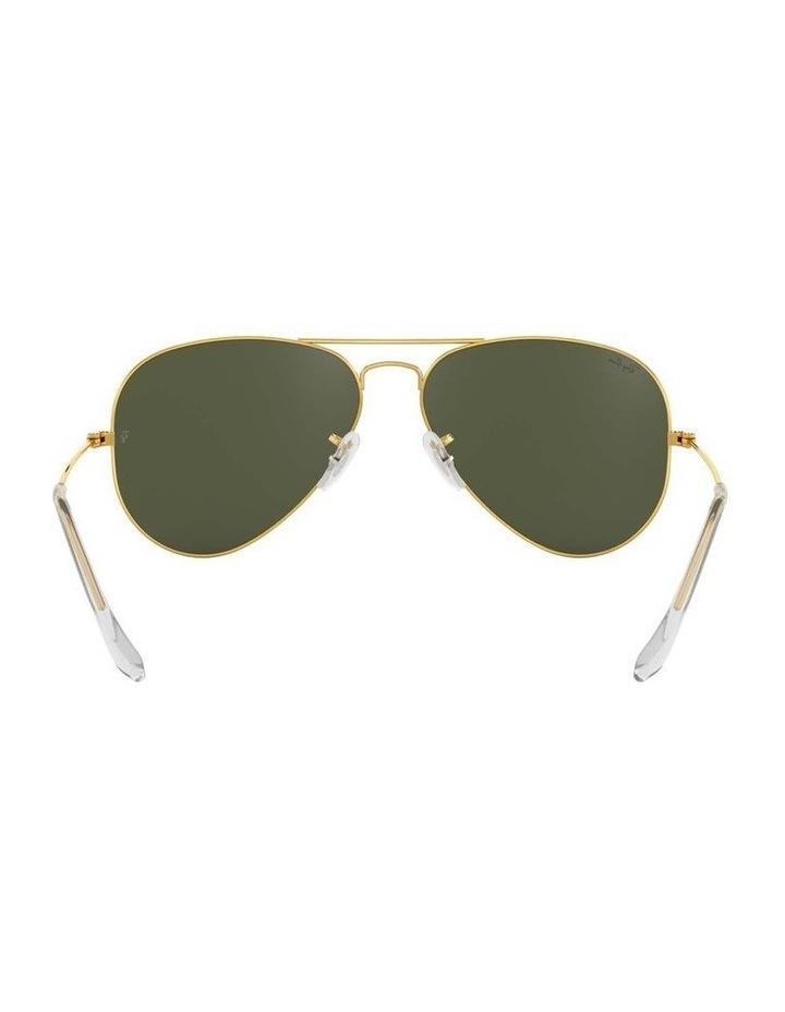 0RB3025 Aviator Large Metal 1062739001 Sunglasses image 7