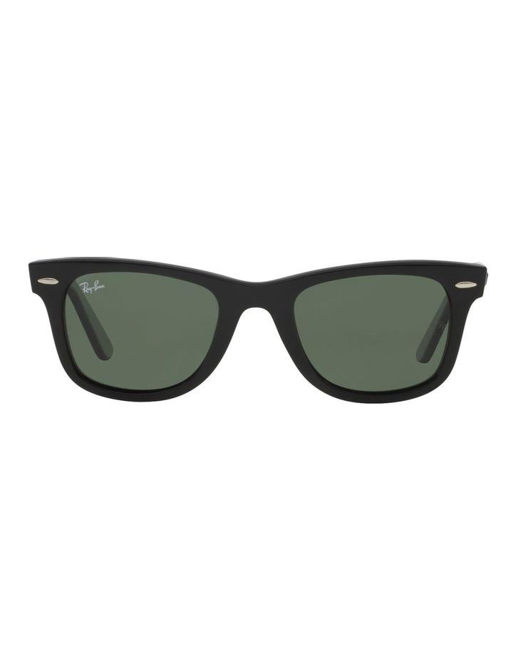 Wayfarer RB2140 Sunglasses In Black image 1