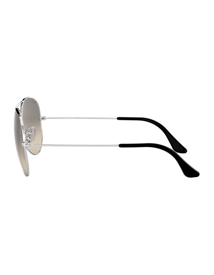0RB3025 Aviator Large Metal 1062739019 Sunglasses image 4