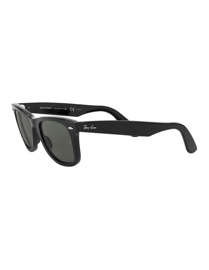 0RB2140 Wayfarer 1062728007 Polarised Sunglasses image 3