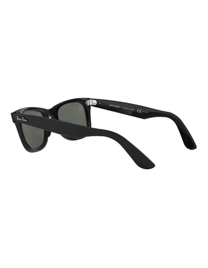 0RB2140 Wayfarer 1062728007 Polarised Sunglasses image 5