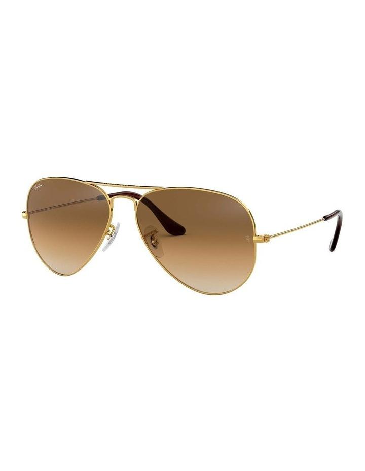 0RB3025 Aviator Large Metal 1062740014 Sunglasses image 1