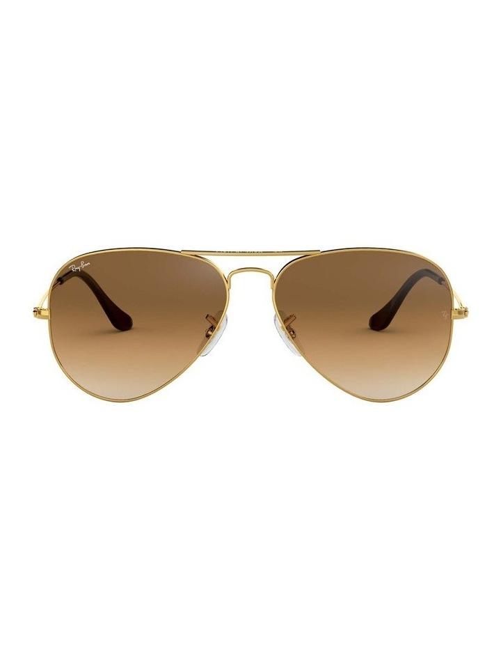 0RB3025 Aviator Large Metal 1062740014 Sunglasses image 2