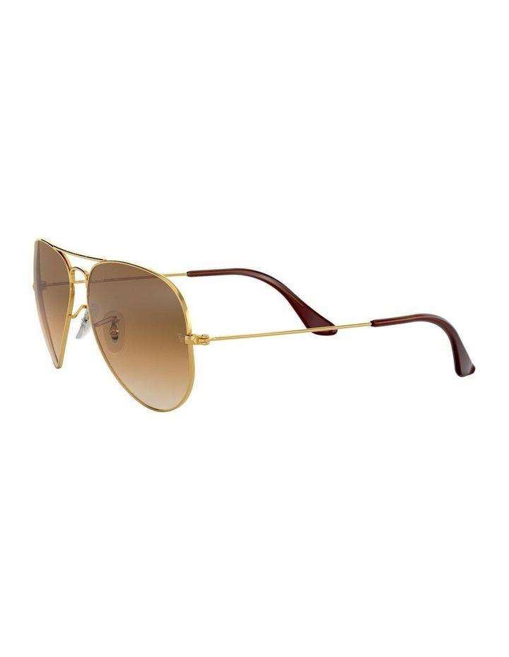 0RB3025 Aviator Large Metal 1062740014 Sunglasses image 3