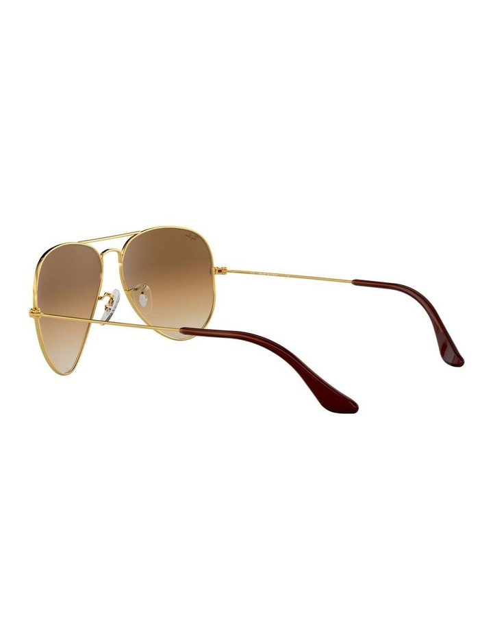 0RB3025 Aviator Large Metal 1062740014 Sunglasses image 5