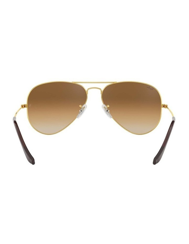 0RB3025 Aviator Large Metal 1062740014 Sunglasses image 7