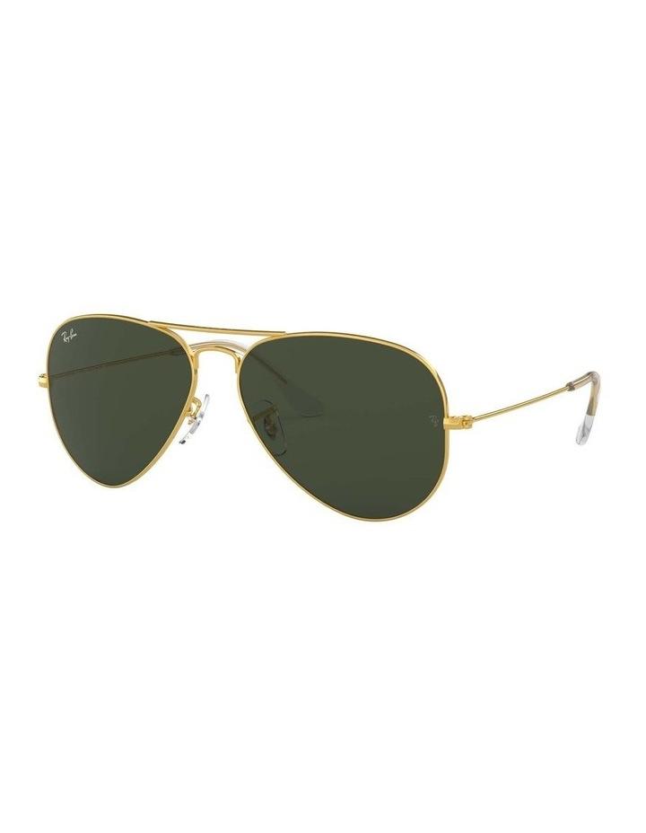 0RB3025 Aviator Large Metal 1062740004 Sunglasses image 1