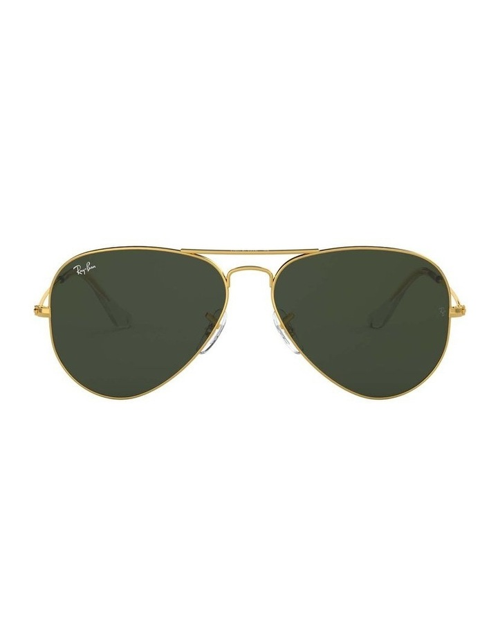 0RB3025 Aviator Large Metal 1062740004 Sunglasses image 2